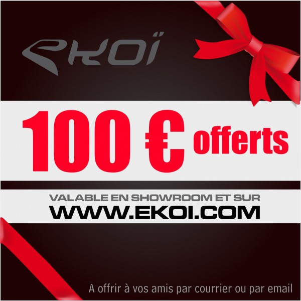 GAVEKORT 100 euro