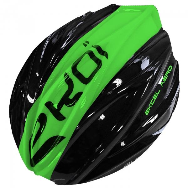 Coque amovible EKCEL EVO2 Noir vert