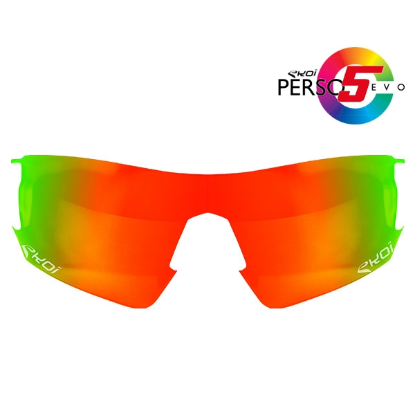 Glas PERSOEVO5 Revo rød Kat3