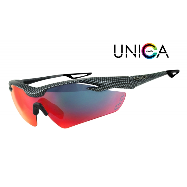 UNICA EKOI LTD Carbon Revo rød
