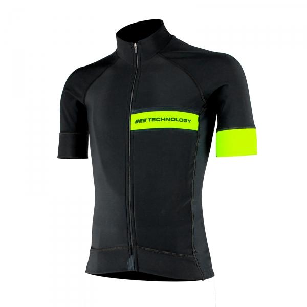 trøje EKOI Primavera Dry Technology Neongul