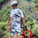 Cykelbuks EKOI LTD Snake Pit NSAT White