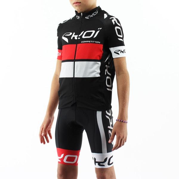 Pack enfant EKOI COMP10 Noir Rouge Blanc
