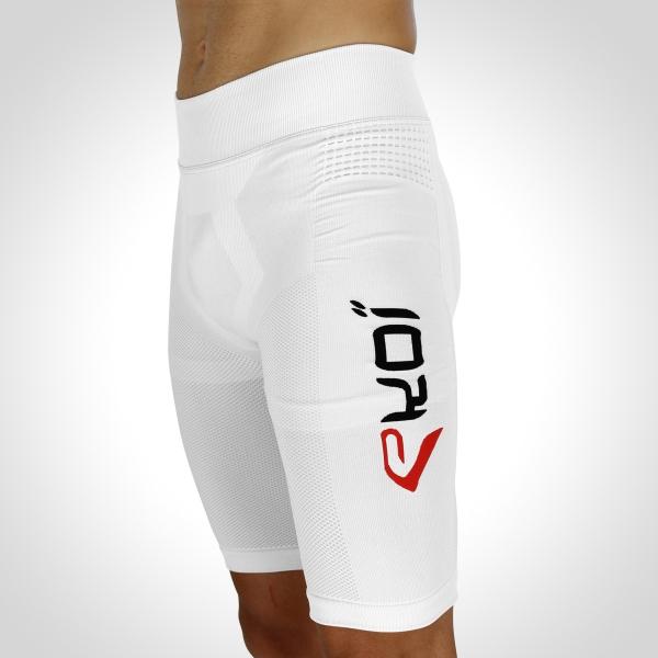 RUN-shorts EKOI Hvid