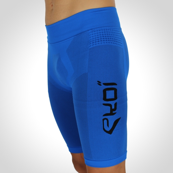 RUN-shorts EKOI Blå