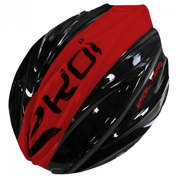 Coque amovible EKCEL EVO2 Noir rouge