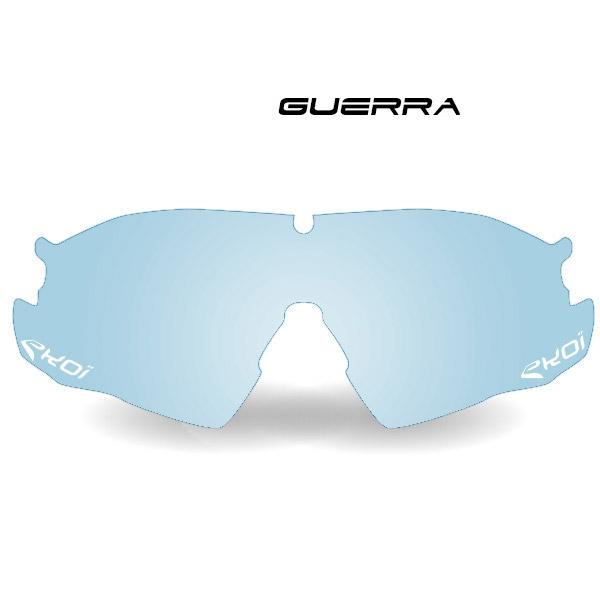 Verre GUERRA Photochromique Bleu Cat-1-2
