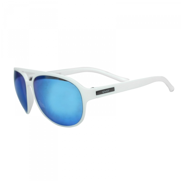 Lunettes EKOI ROAD FASHION Quickstep Blanc