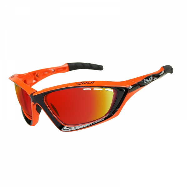 Fit First EKOI LTD Noir Orange Revo Rouge